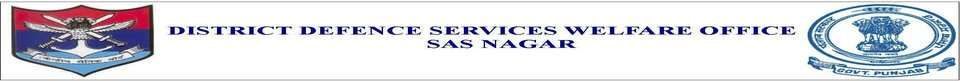 Defence Services Welfare SAS Nagar